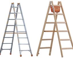 Dvigubos kopėčios