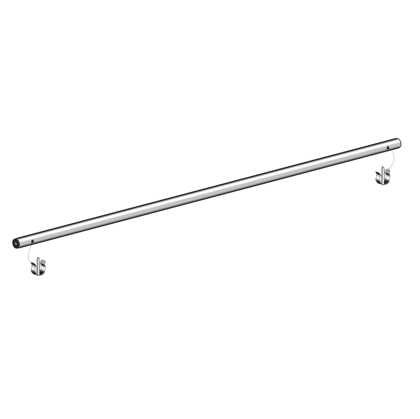 Tarpinis turėklas 1,90 m 1