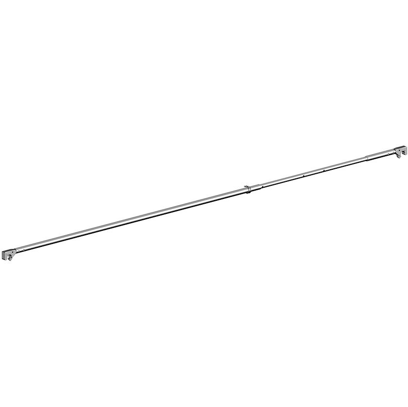 Horizontali įstrižainė, reguliuojama 1