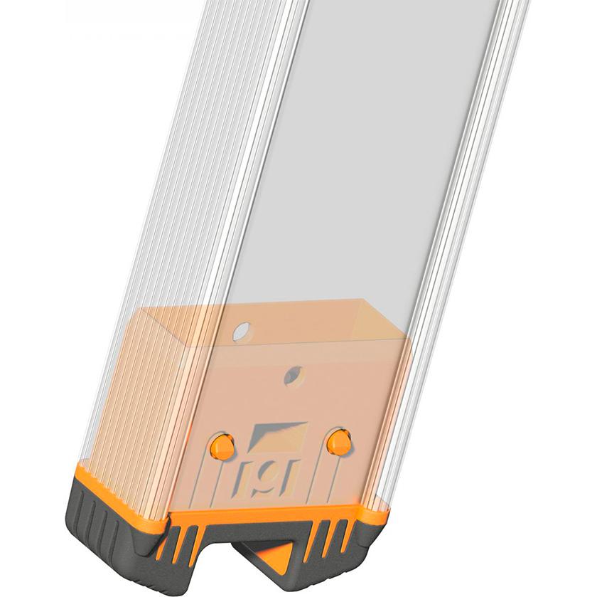 Kombinuotų kopėčių koja 1