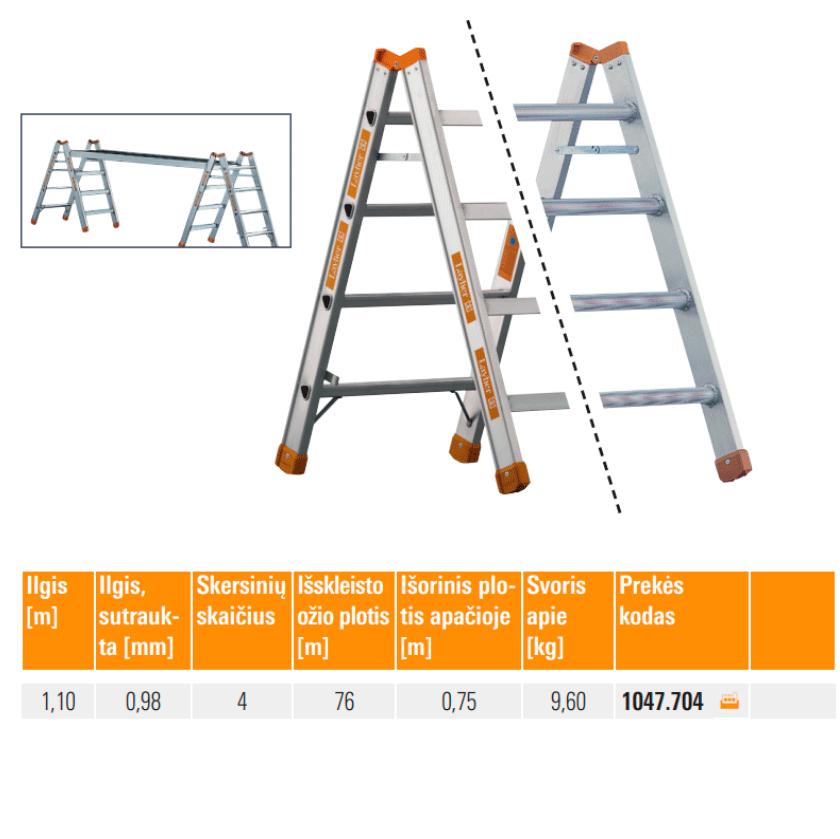 Statybinis ožys TOPIC 1047 2