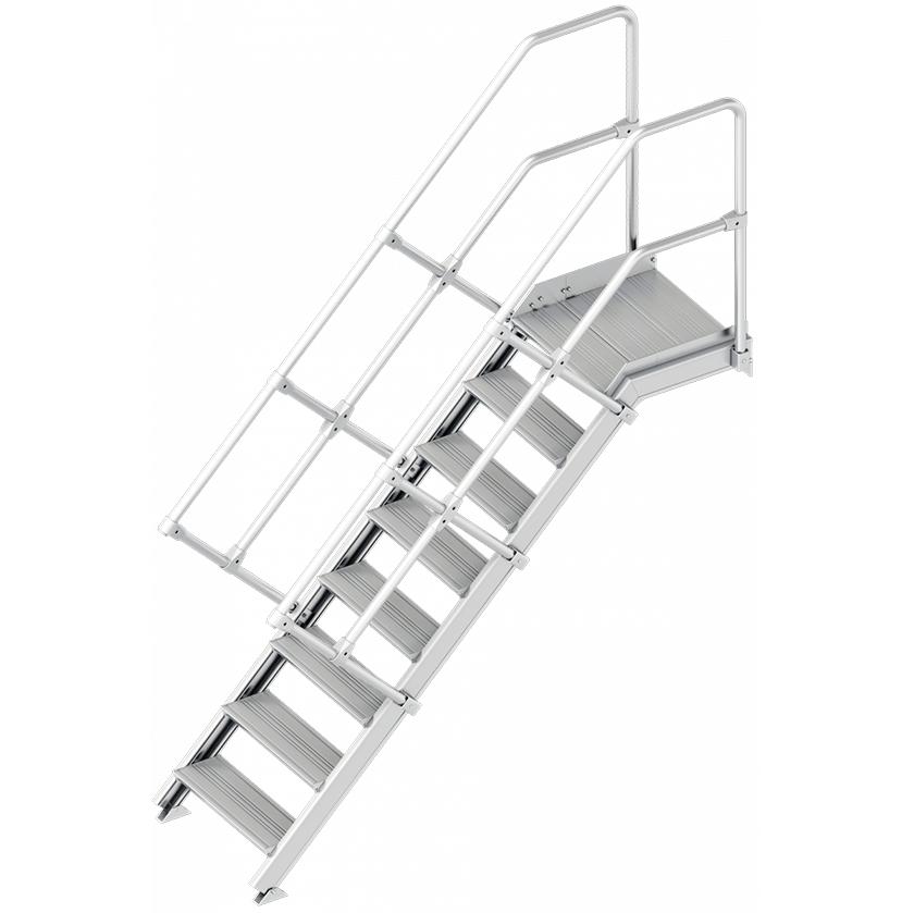 Aliuminiai laiptai